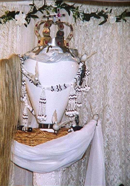 Asho Orisha (Clothing of the Orisha): Material Culture as